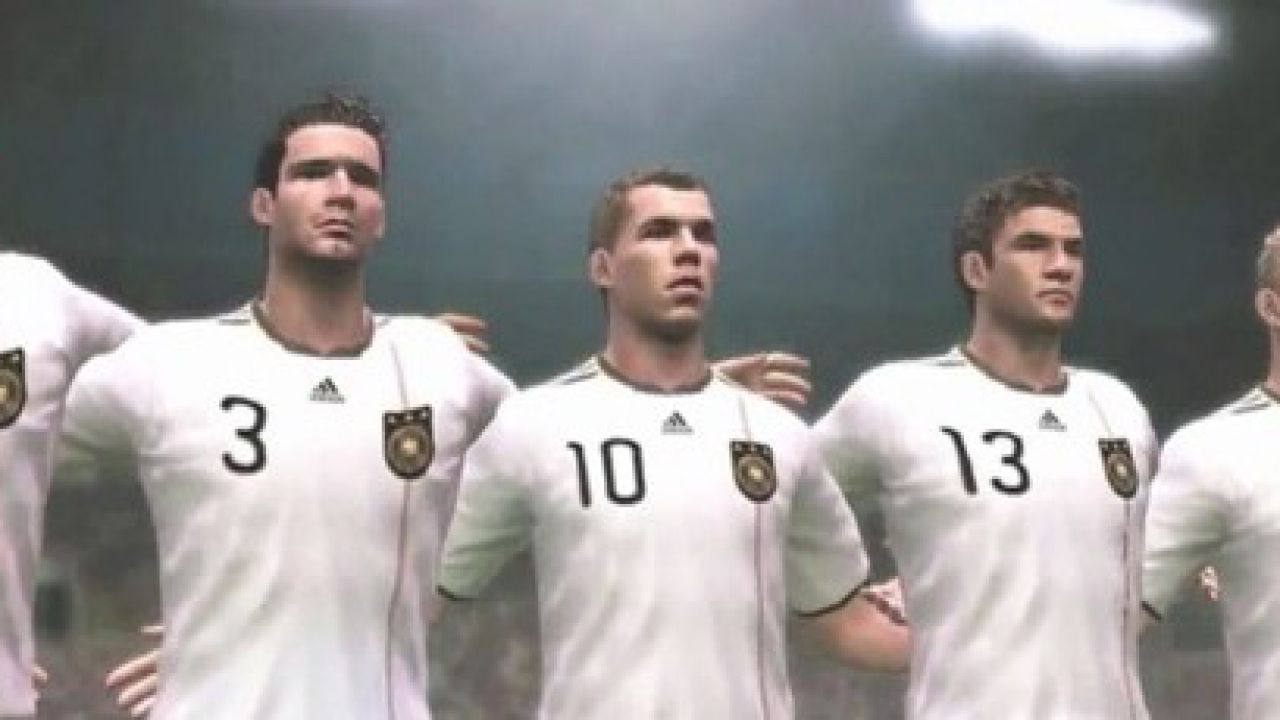 hands on PES 2011