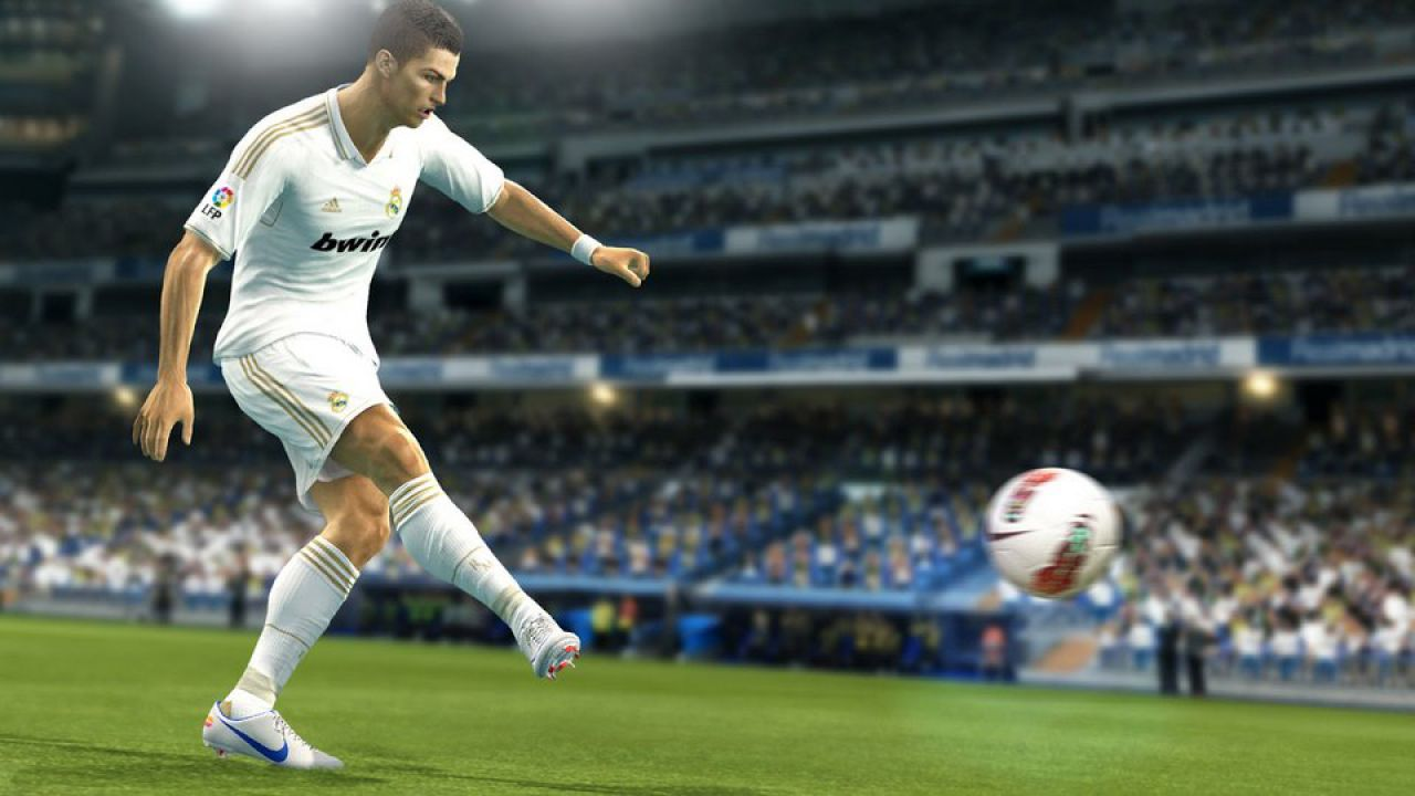 hands on PES 2013