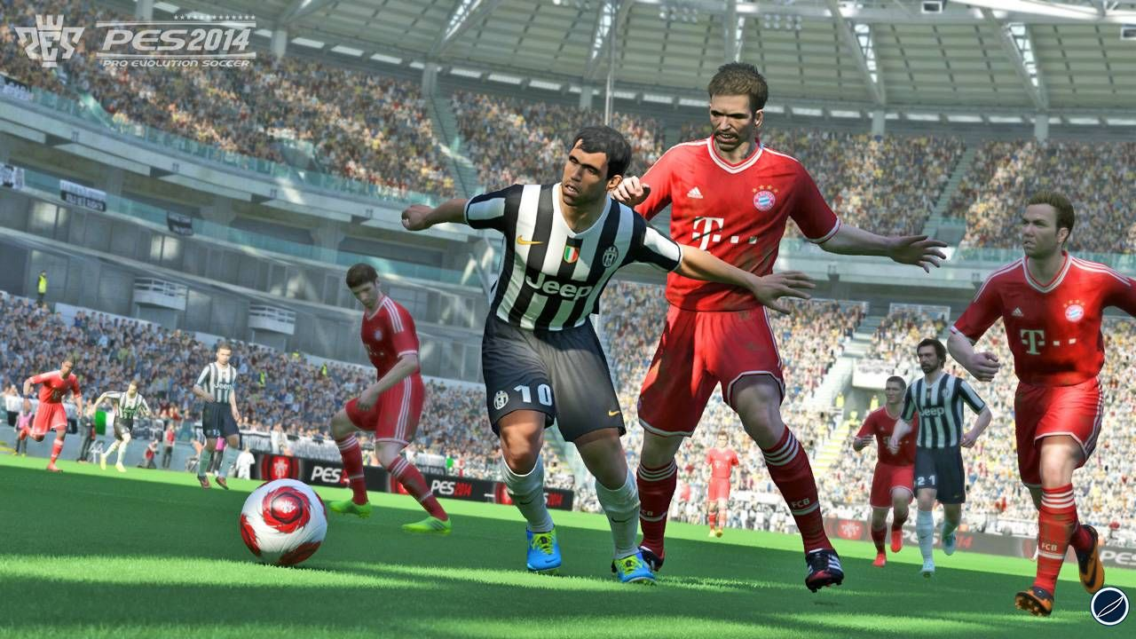 hands on PES 2014