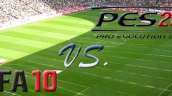 PES2010 Vs. FIFA10