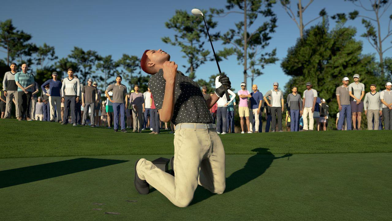 recensione PGA Tour 2K21 Recensione: l'erede di The Golf Club che non brilla