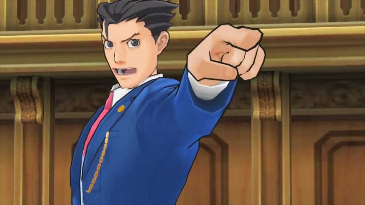 hands on Phoenix Wright: Ace Attorney - Dual Destinies
