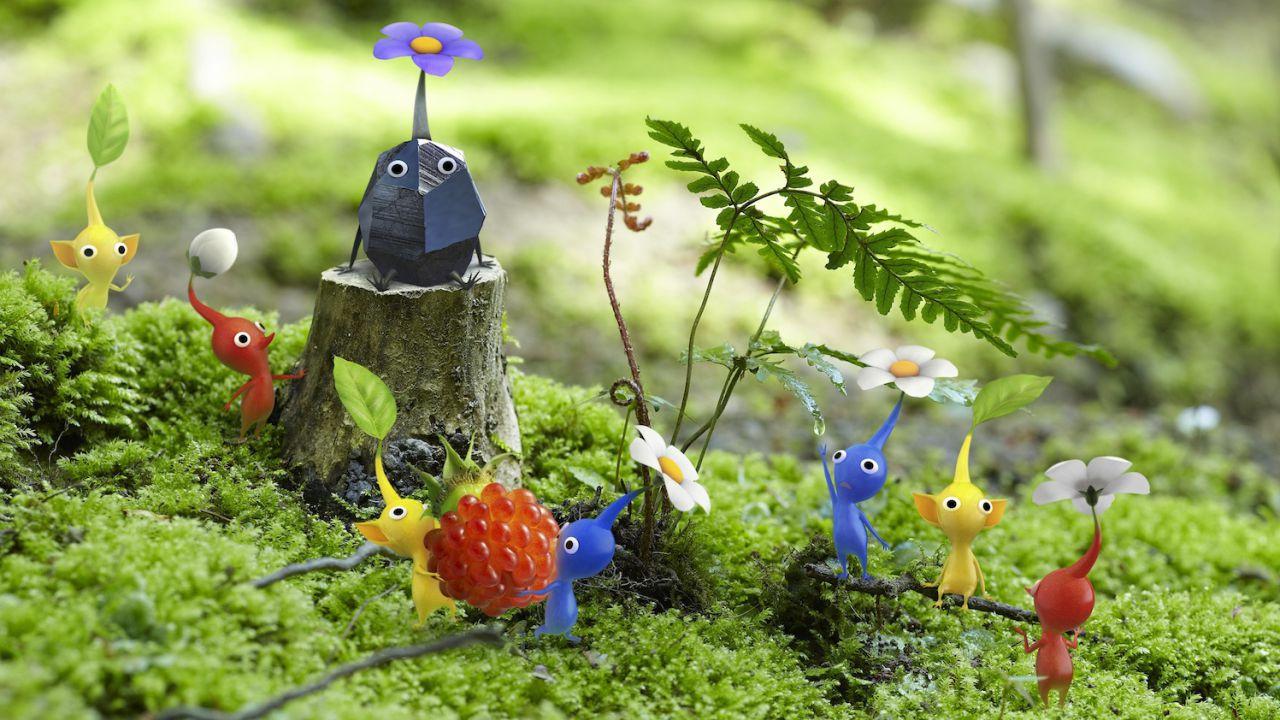 provato Pikmin 3 Deluxe per Nintendo Switch: ritorno alla natura