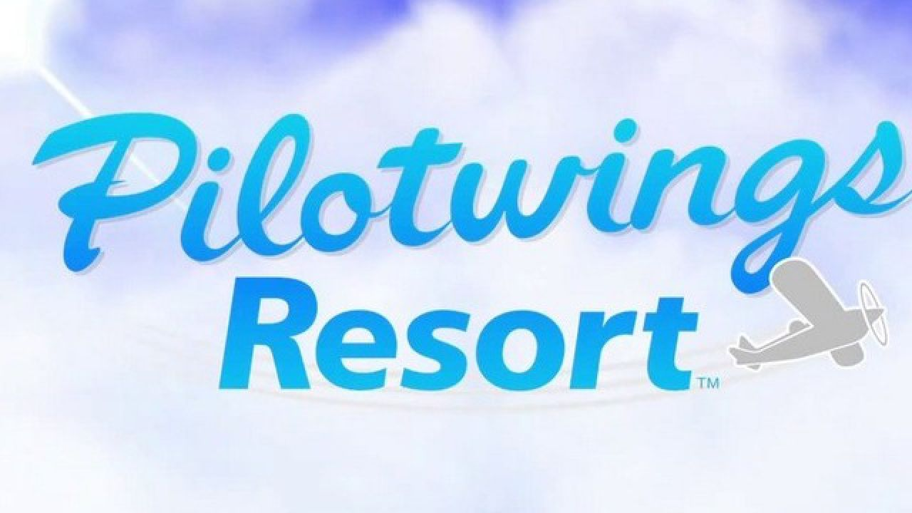anteprima Pilotwings Resort