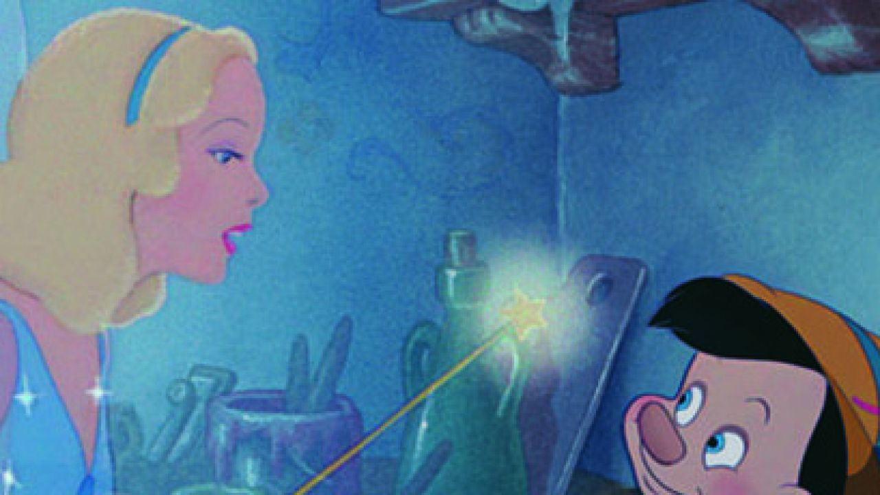 Pinocchio episodio come nasce pinocchio dailymotion video