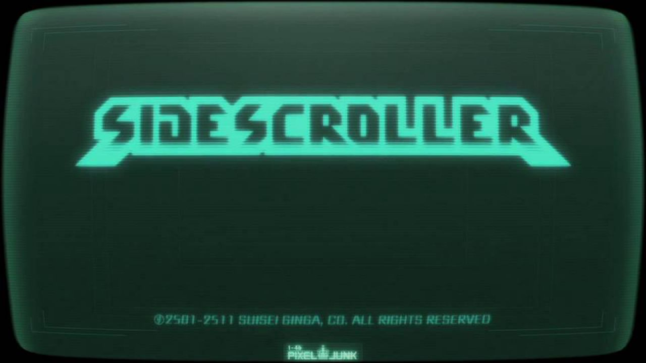 recensione PixelJunk SideScroller