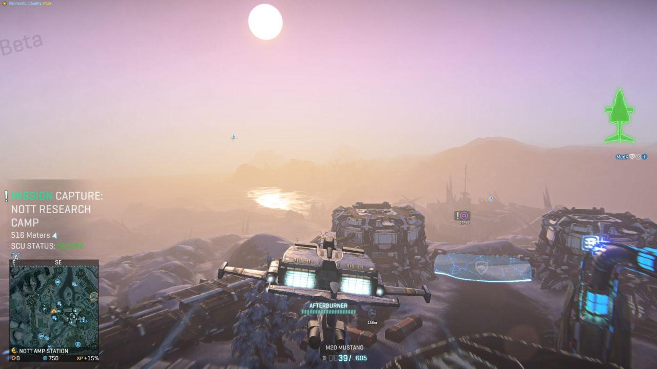 anteprima Planetside 2