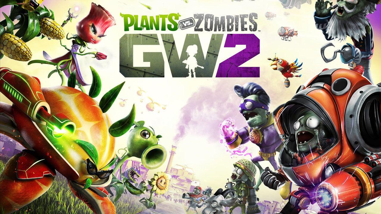 provato Plants vs Zombies Garden Warfare 2