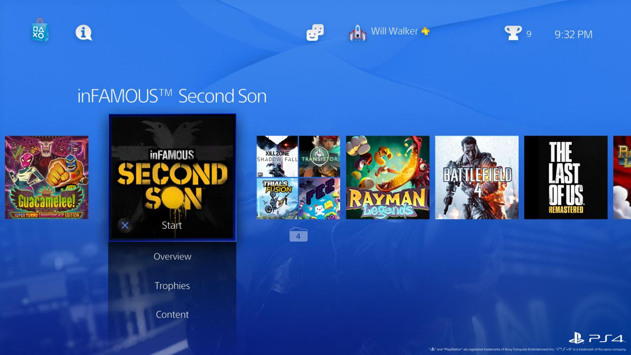 speciale PlayStation 4 - Firmware 1.7