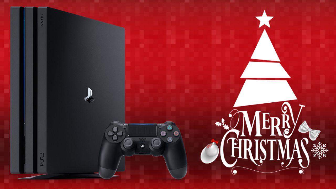 I Migliori Regali Per Natale.Playstation 4 Giochi E Accessori I Migliori Regali Di Natale