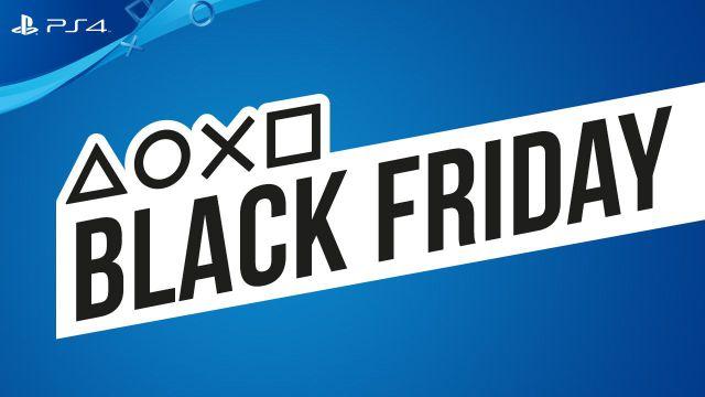 PlayStation Store: 10 giochi da comprare con gli sconti del Black Friday
