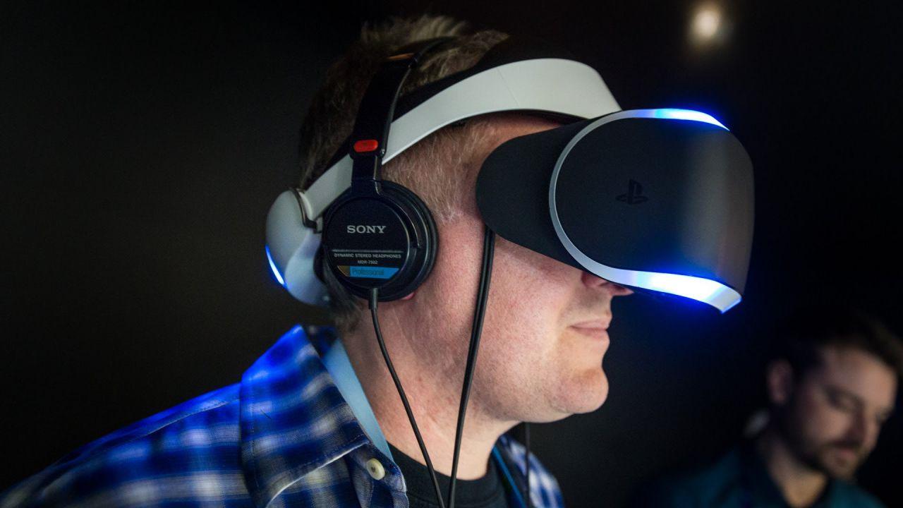 speciale PlayStation VR - Data e Prezzo