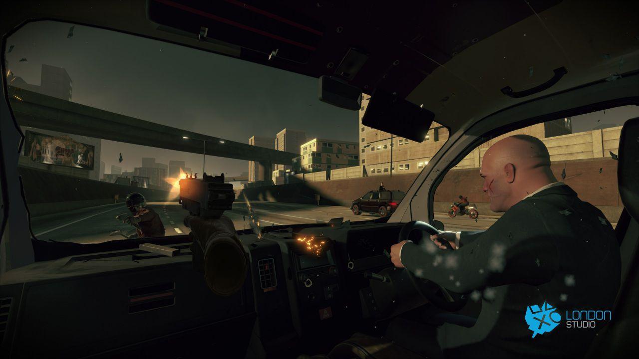 provato PlayStation VR Worlds - The Heist