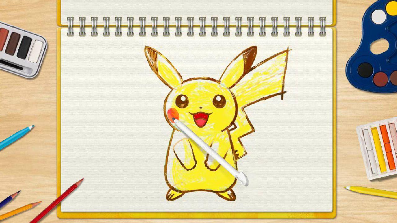 recensione Pokemon Art Academy