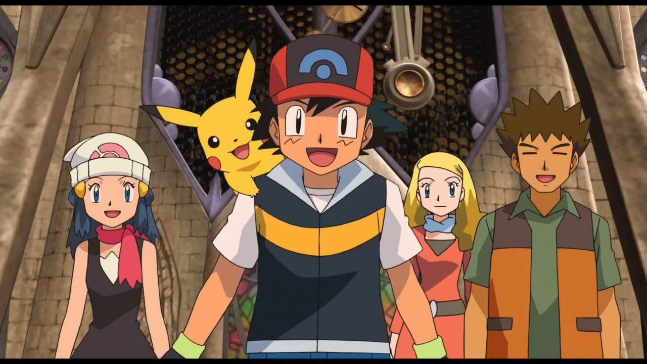Pokémon: L'ascesa di Darkrai Recensione, il primo film di Diamante e Perla