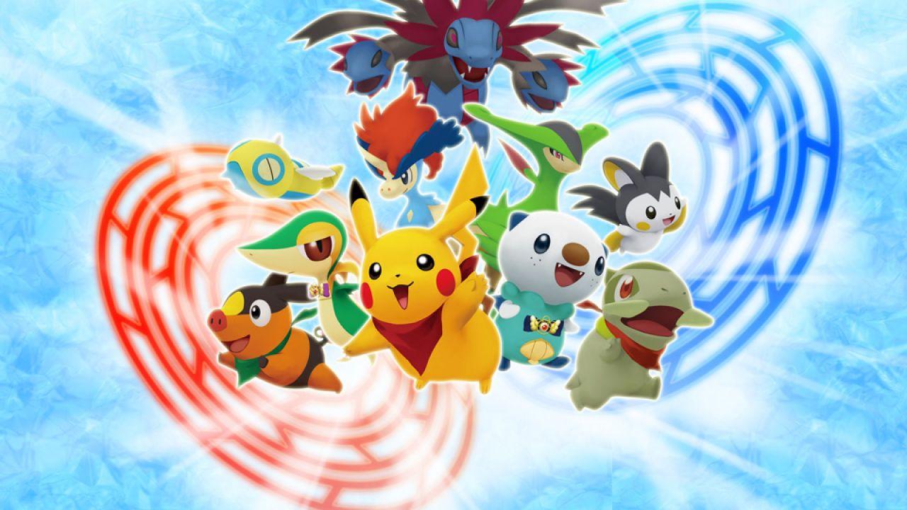 recensione Pokemon Mystery Dungeon: I Portali sull'Infinito