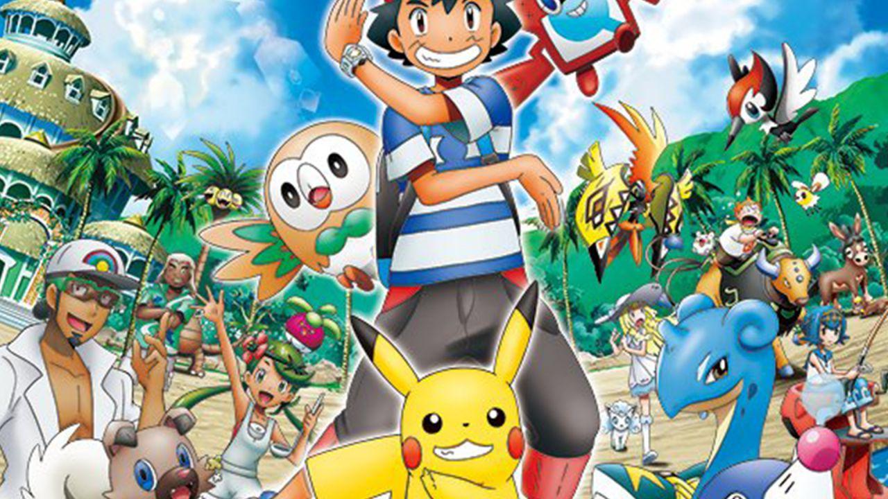 Pokémon: Serie Sole e Luna - la Recensione dell'anime disponibile su Netflix
