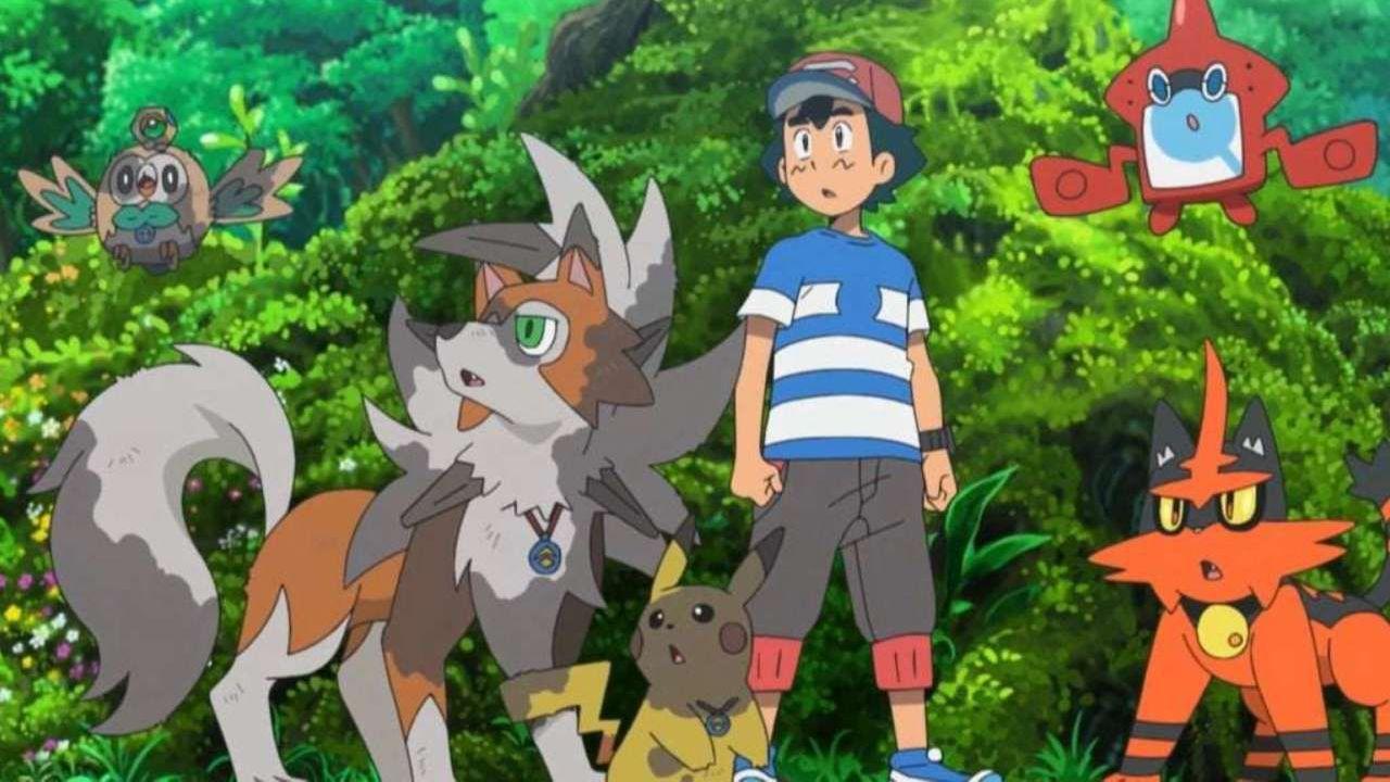 speciale Pokémon: dopo Sole e Luna diremo addio ad Ash Ketchum?