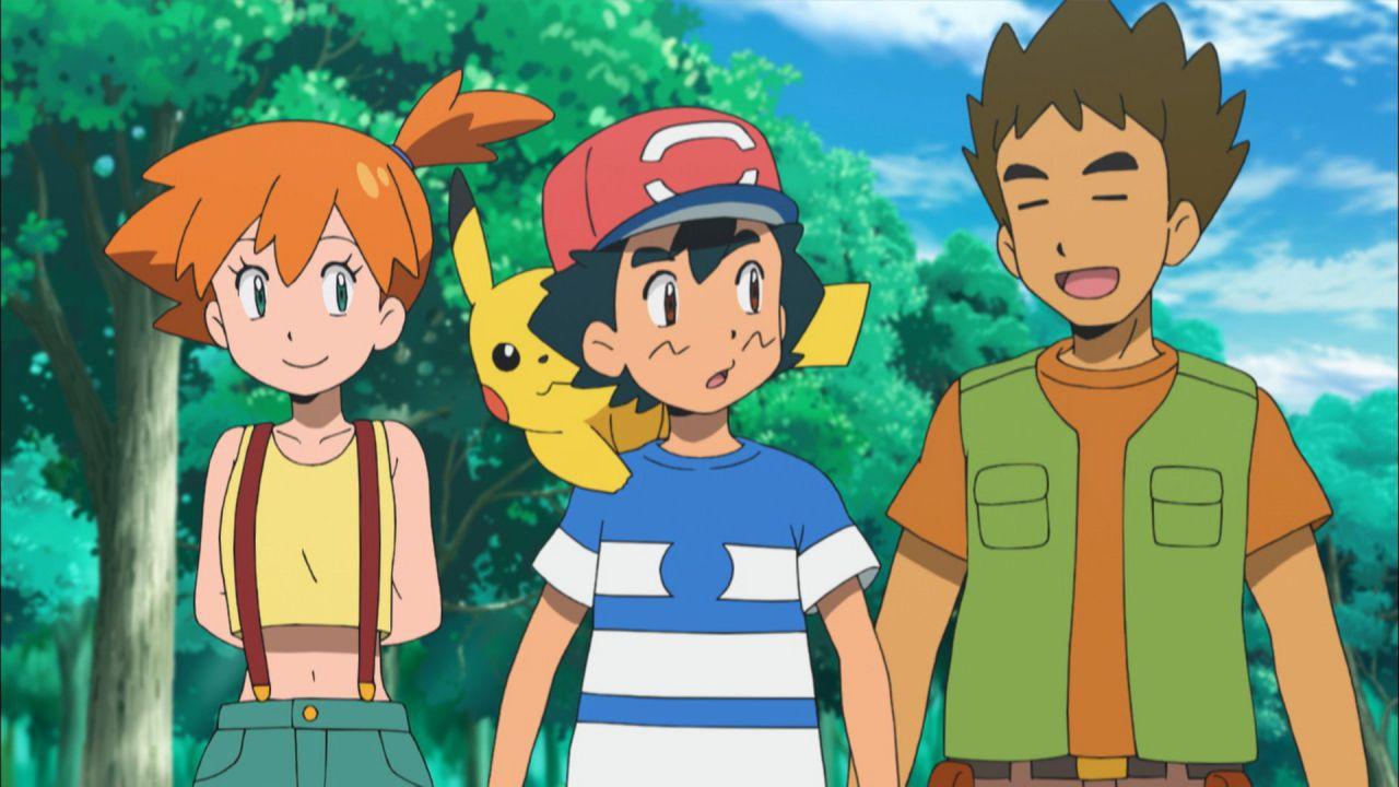 Pokémon Sole e Luna: tutto sulle tre serie anime ambientate ad Alola