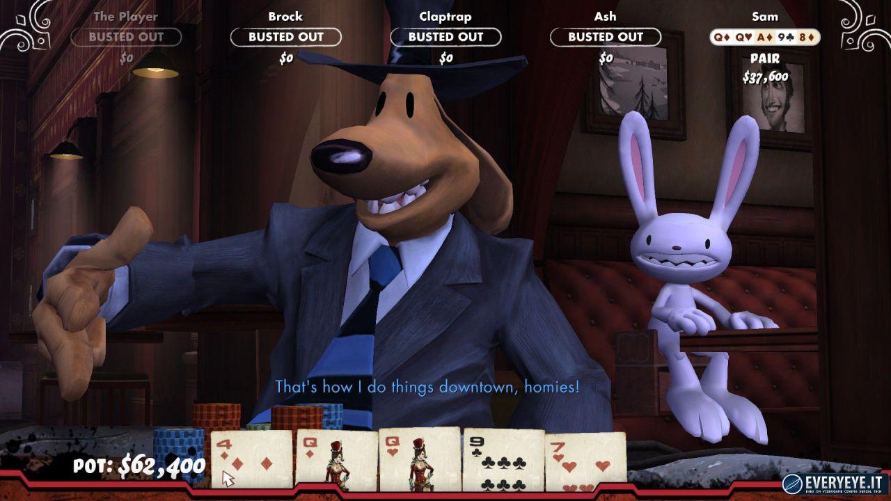 recensione Poker Night 2
