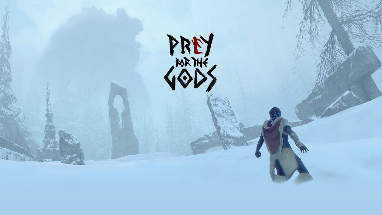 anteprima Prey for the Gods