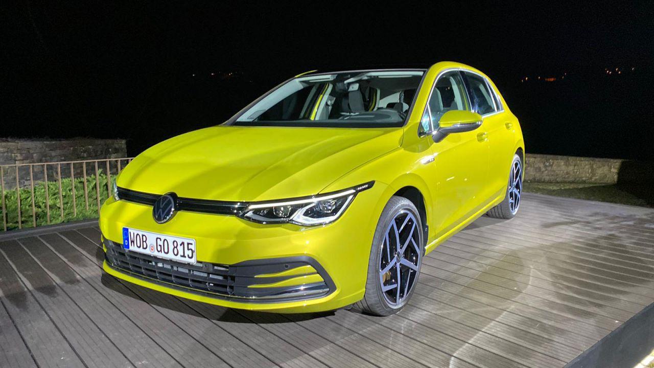 speciale Primo contatto con la nuova Volkswagen Golf: prezzi, motori e tecnologie