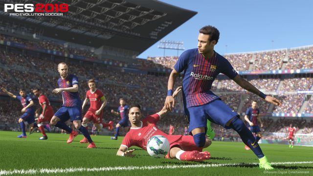 Pro Evolution Soccer 2018: Provata la Beta Online