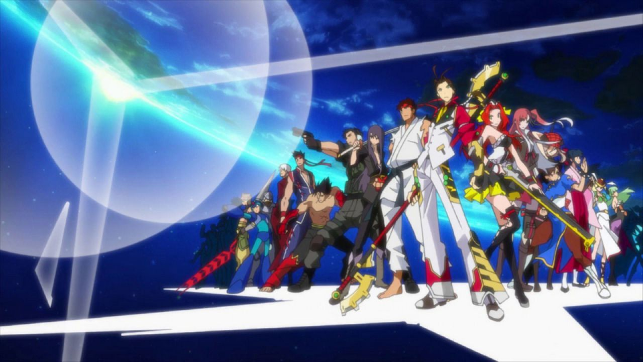 hands on Project X Zone