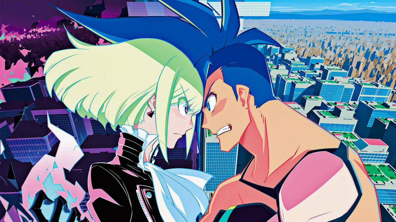 speciale Promare arriva su Netflix: I migliori anime dello studio Trigger