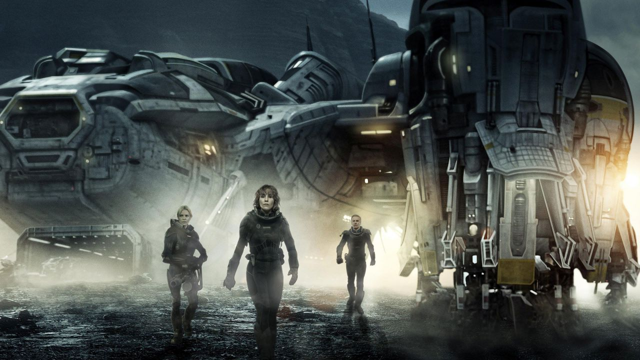 Prometheus, in seconda serata il prequel di Alien