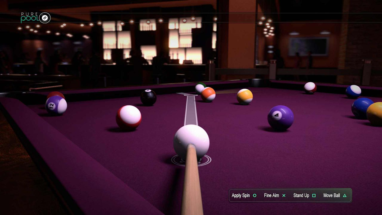 recensione Pure Pool