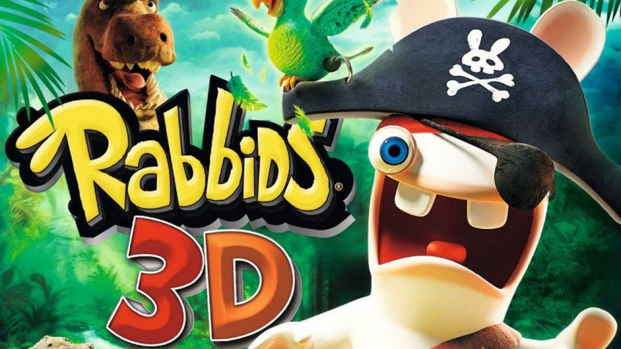 recensione Rabbids 3D