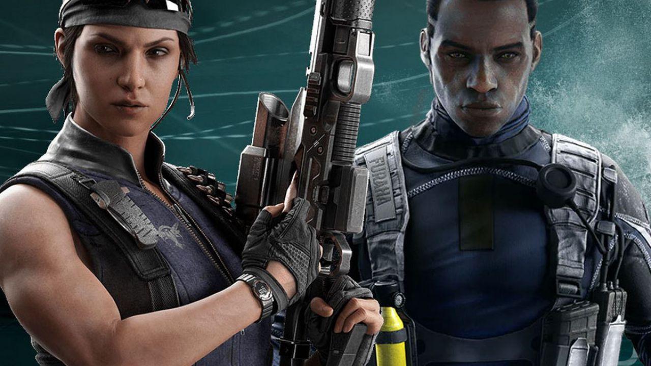 recensione Rainbow Six Siege: Wamai e Kali, provati i due nuovi operatori dell'anno 4