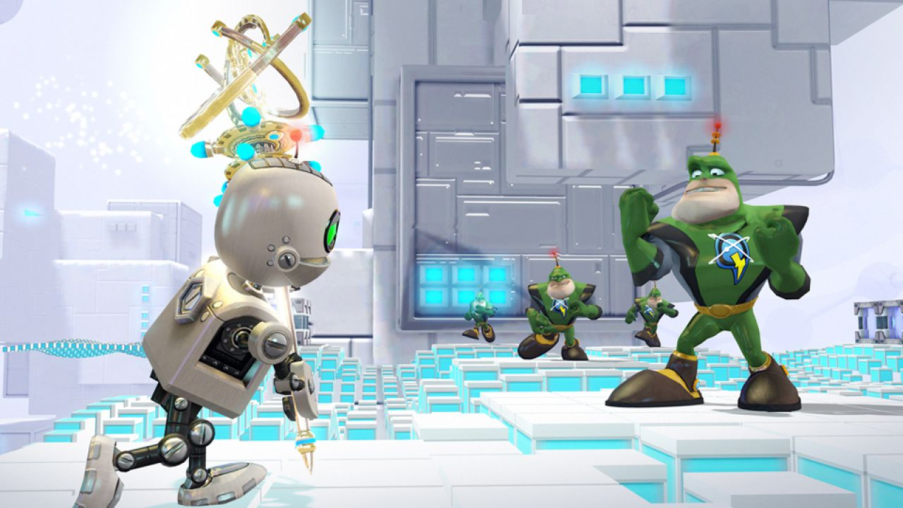 recensione Ratchet & Clank: A Crack in Time