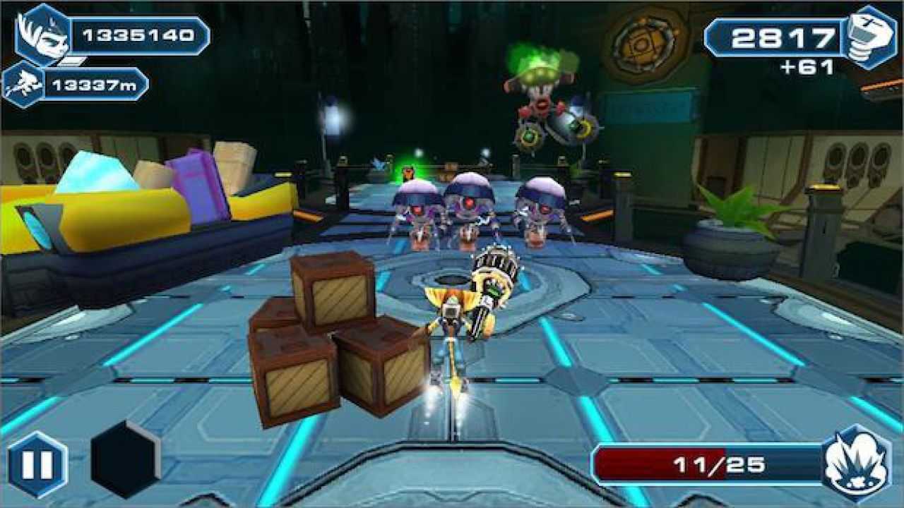recensione Ratchet & Clank: Before the Nexus
