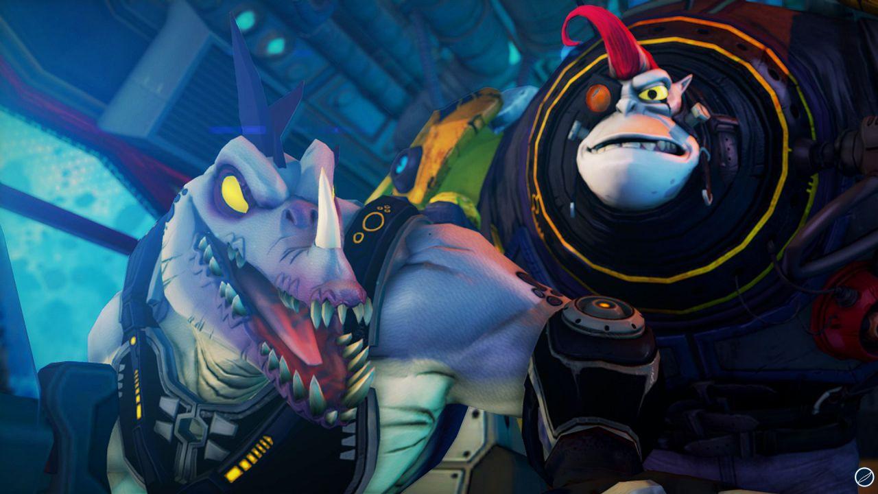 hands on Ratchet & Clank: Nexus