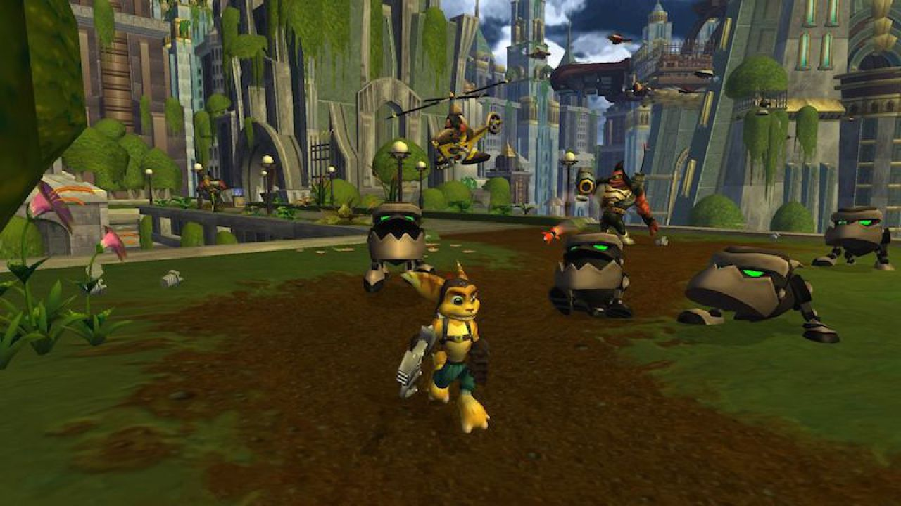 recensione Ratchet & Clank Trilogy