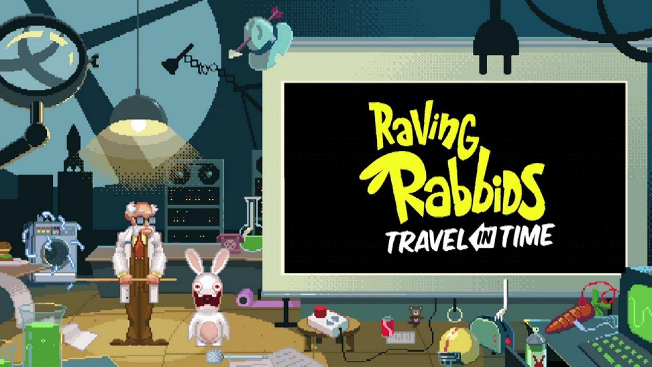 recensione Raving Rabbids Travel in Time