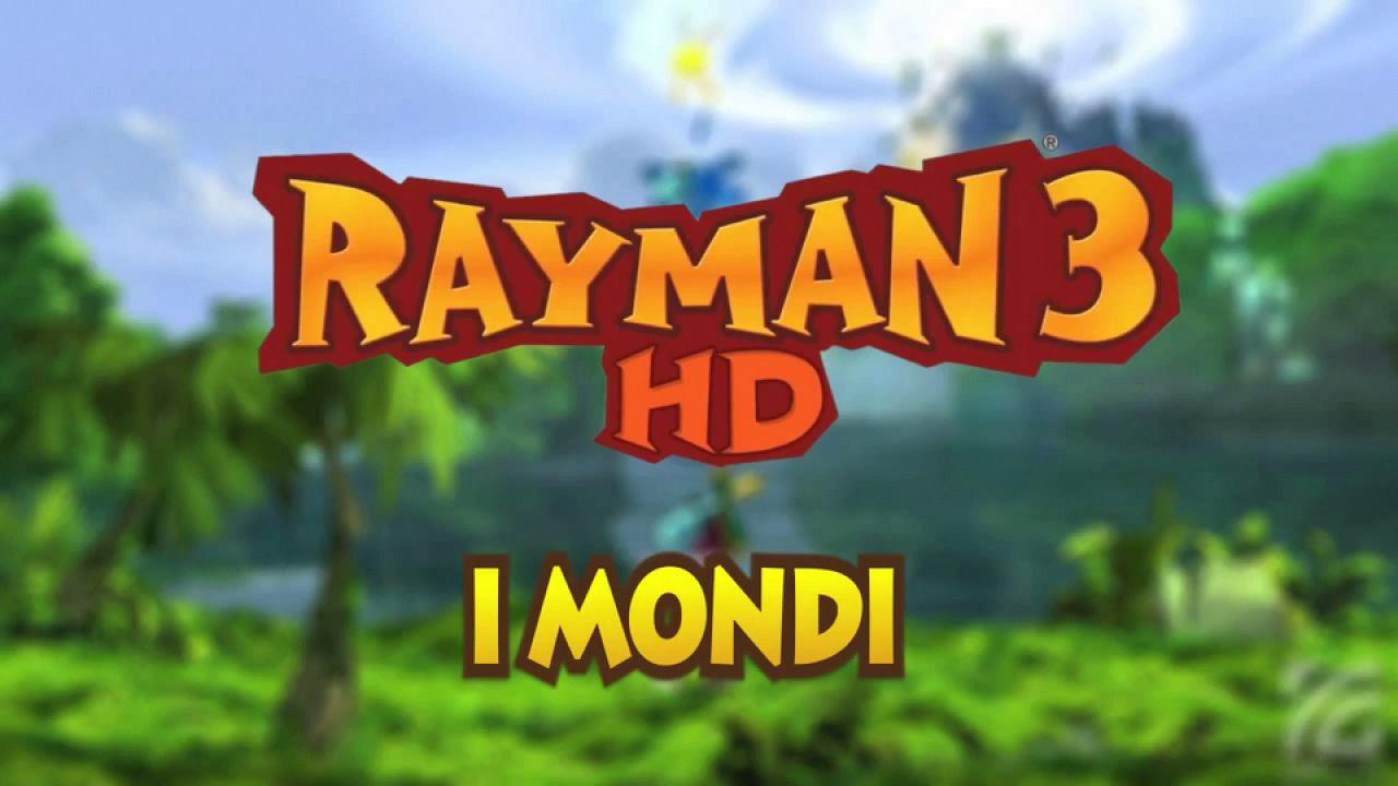 recensione Rayman 3 HD