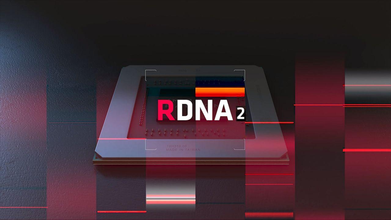 speciale RDNA 2: fino a 17.5 TFLOP e 5120 Stream Processor per la GPU AMD