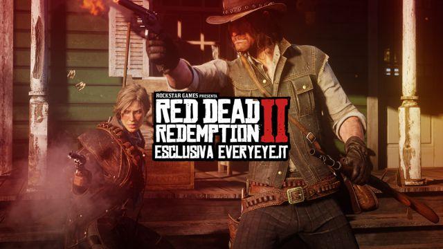 Red Dead Redemption 2: vi raccontiamo l'epopea Western di Rockstar in esclusiva