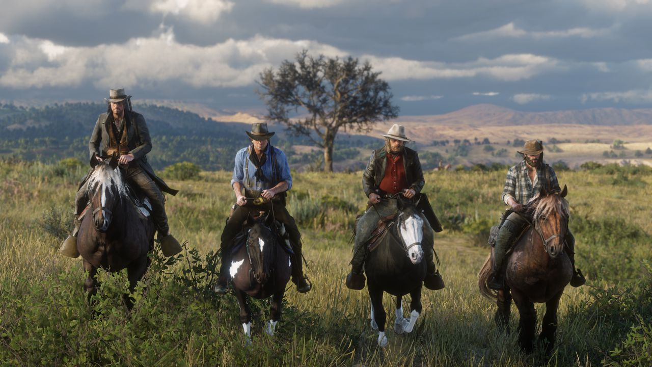 Red Dead Redemption 2: un viaggio fotografico tra i panorami del West