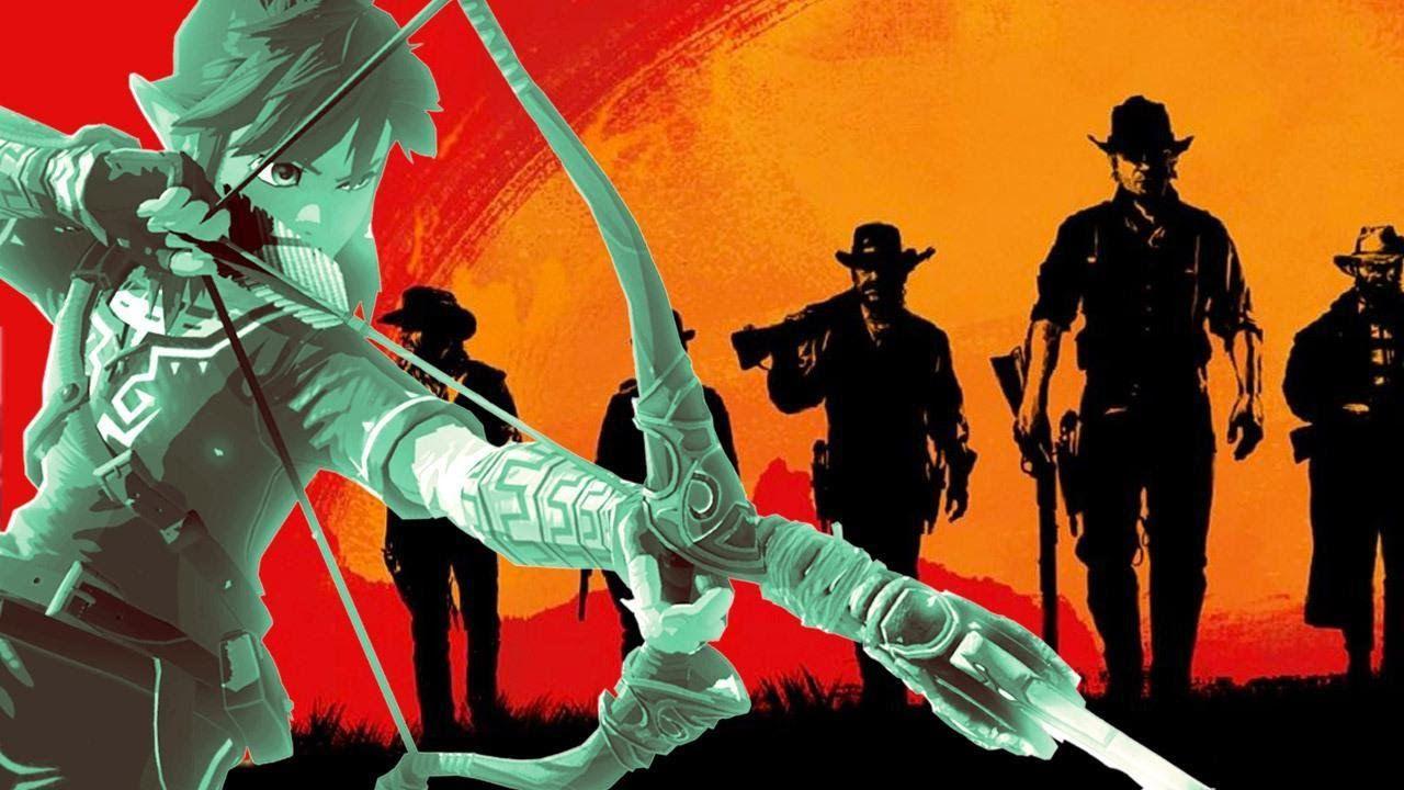 Red Dead Redemption 2 e Zelda Breath of the Wild: due facce della medaglia