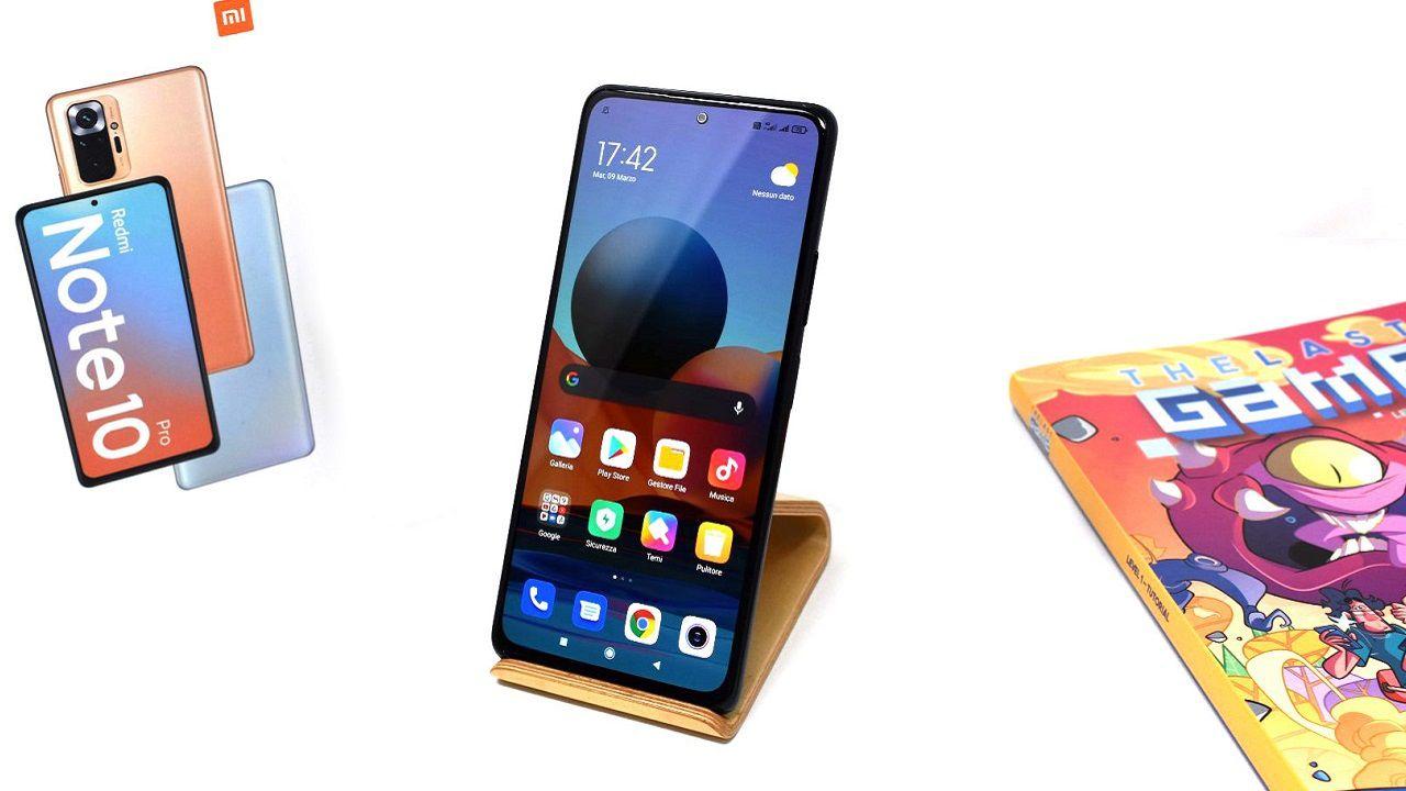 Redmi Note 10 Pro Recensione: il miglior smartphone 4G sotto i 300 euro