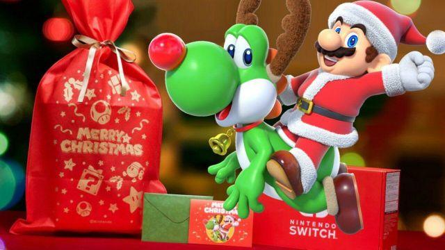 Regali di Natale 2020: Nintendo Switch, migliori offerte console e giochi