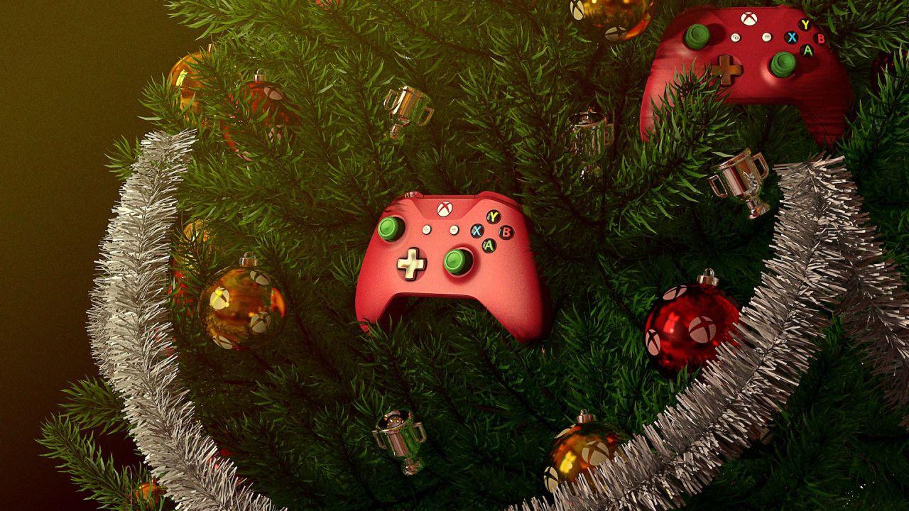 speciale Regali di Natale 2020: Xbox One e Series X, giochi e accessori Microsoft