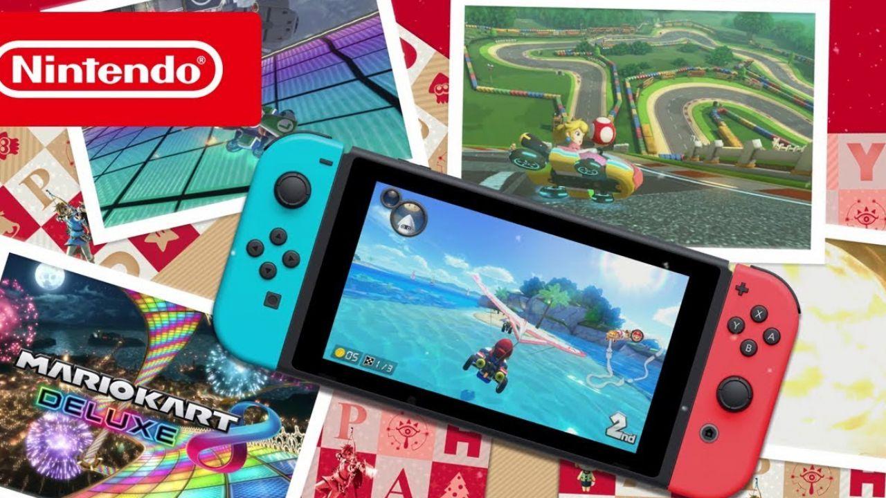 Regali di Natale Nintendo: Switch, console, bundle, giochi e accessori