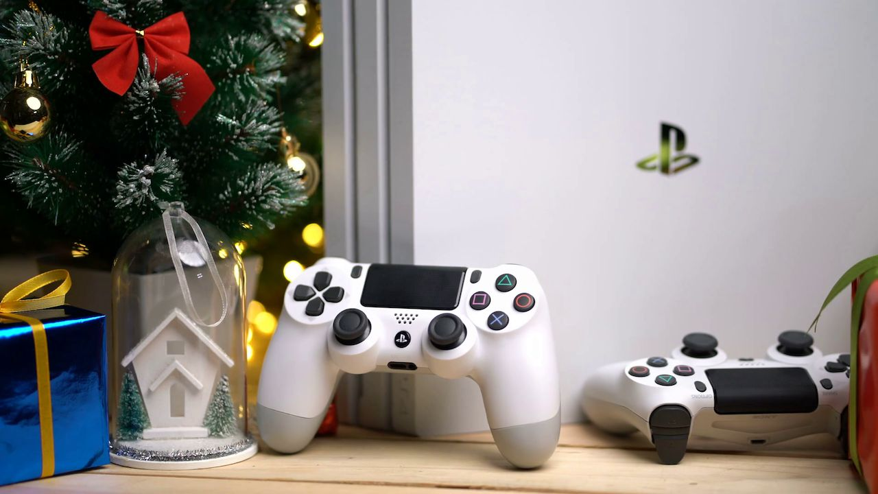 Regali Di Natale Video.Regali Di Natale Playstation Ps4 Vr E Giochi Everyeye It
