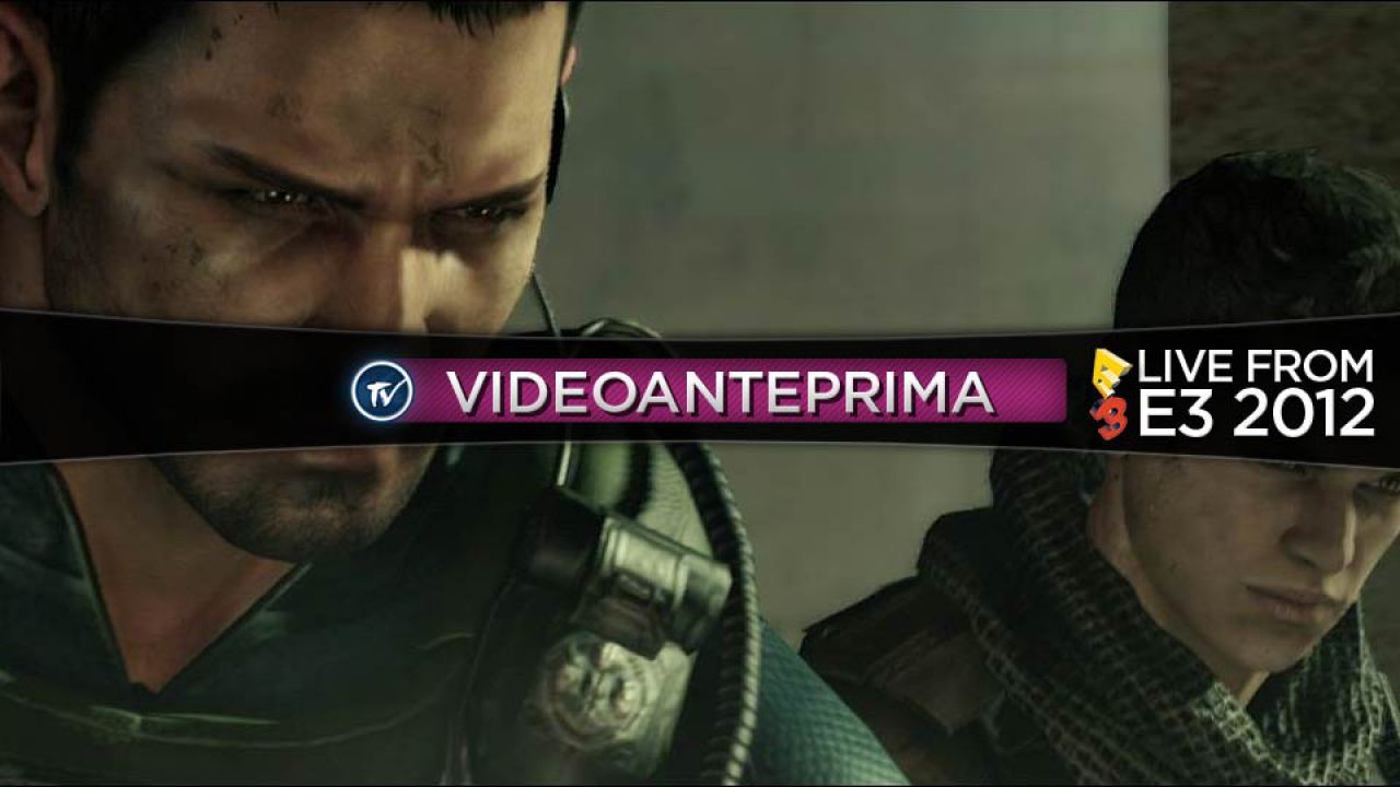 hands on Resident Evil 6