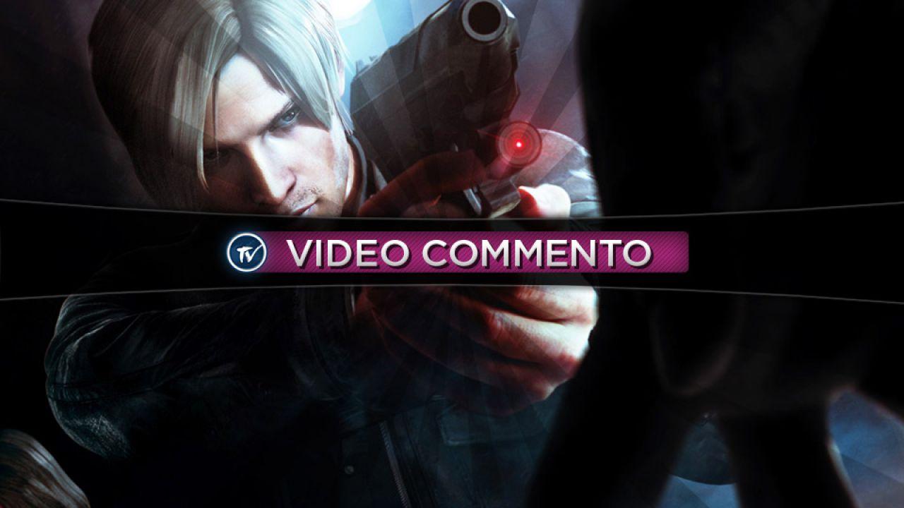 speciale Resident Evil 6 e i Paradossi Temporali